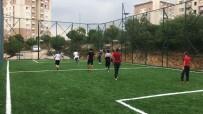 Akpınar Toki'ye Basketbol Ve  Futbol Sahası