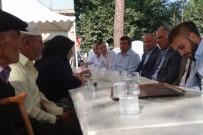 EFKAN ALA - - Ala'dan Şehit Ailelerine Ziyaret Açıklaması