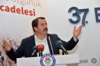 HAKKANIYET - Ali Yalçın, 4.Dönem Toplu Sözleşme Sürecini Değerlendirdi