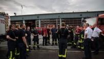 GÜVENLİK GÜÇLERİ - Almanya'da Terör Önlemleri Alınıyor