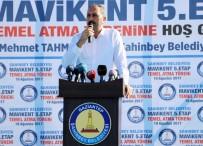 ADALET BAKANI - 'Ana Muhalefet Lideri Özürlü Bir Siyaset İzliyor'