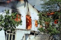 AHŞAP EV - Anakara'da Peş Peşe Korkutan Yangınlar