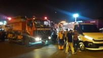 LÜTFİ KIRDAR - Ataşehir'de Feci Kaza Açıklaması 2 Kişi Hayatını Kaybetti