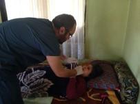 Aydın'da Engelli Ve Yaşlılara Evde Ağız Ve Diş Sağlığı Hizmeti