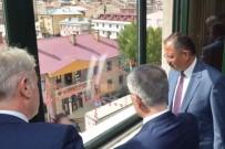 Bakan Ağbal Ve Özhaseki Bayburt'ta Kentsel Dönüşümü Masaya Yatırdı