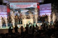 CAHİT SITKI TARANCI - Bakan Eroğlu, Diyarbakır'da 5 Tesisin Temel Atma Törenine Katıldı