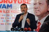 Bakan Tüfenkci,'Gümrük Birliğinin Güncellenmesini Bahane Ederek Türkiye'ye Hesap Ödetmeye Çalışıyorlar'