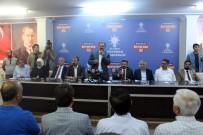 BASIN TOPLANTISI - Bakan Veysel Eroğlu Adıyaman'da Temaslarda Bulundu