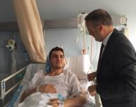 Barselona'da Yaralanan Emre Eroğlu'nun Durumu İyi