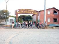 BİSİKLET - Başkan Doğan'dan Personel Çocuklarına Kamp