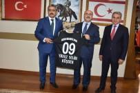 Başkan Haluk Alıcık, Vali Yavuz Selim Köşger'e Nazilli'yi Anlattı