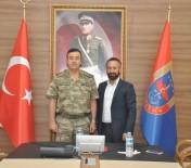 Başkan Yücebaş'tan Tuğgeneral Özfidan'a Ziyaret