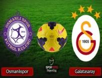 MAICON - Galatasaray Ankara'dan 3 puanla döndü