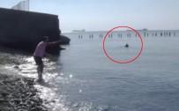 MEDIKAL - Boğuldu sanıldı 3 saat sonra yüzerek geldi