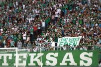 BURSASPOR - Bursaspor Seyircisiyle Buluştu