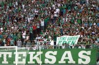 BURSASPOR - Bursaspor Taraftarıyla Buluştu