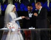 ENERJİ VE TABİİ KAYNAKLAR BAKANI - Cumhurbaşkanı Erdoğan Bakan Zeybekci'nin kızının nikah şahidi oldu