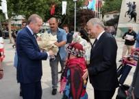 İSMAIL KAHRAMAN - Cumhurbaşkanı Erdoğan, Denizli Büyükşehir Belediyesini Ziyaret Etti