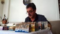 MEVLEVILIK - Deve Kemiğini Sanata Eserine Dönüştüren 37 Yıllık Minyatür Ustası