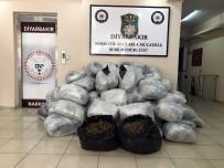 (Düzeltme) Diyarbakır'da 442 Kilo 130 Gram Esrar Ele Geçirildi