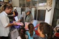 BEBEK ARABASI - Engelli İki Ailenin Evleri Yenilenecek