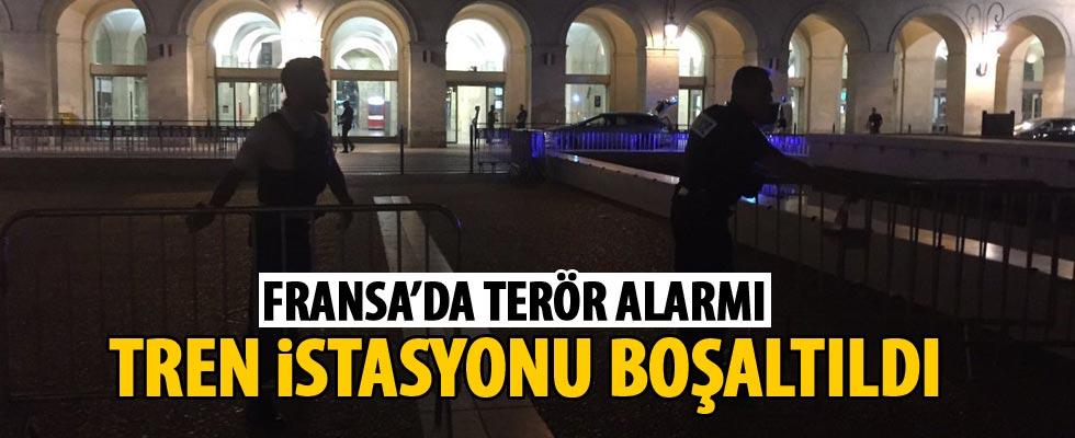 Fransa'da terör alarmı!