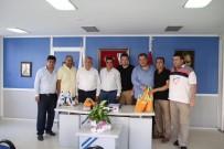 İZMIRSPOR - Gediz Uluoymak 1 Eylülspor-İzmirspor 'Kardeş Takım' Oldu
