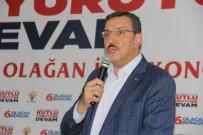 OKTAY KALDıRıM - Gümrük Ve Ticaret Bakanı Bülent Tüfenkci Açıklaması