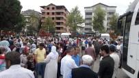 HÜSEYIN CAN - Hacı Adayları Kutsal Topraklara Uğurlandı