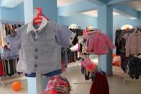 BERABERLIK - Hayır Çarşısı 60 Mağazaya Ulaştı