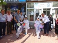 BİSİKLET - Hisarcık Belediyesinden Sünnet Çocuklarına Bisiklet