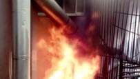 İstanbul'da İş Yeri Yangını Açıklaması 1 Ölü, 10 Yaralı