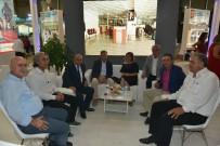 KARŞIYAKA BELEDİYESİ - İzmir'deki Belediyeler İzmir Fuarında Yerini Aldı