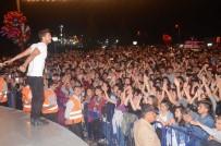 KEREM SÜLEYMAN YÜKSEL - Kolpa, Sarımsak Festivalinde Coşturdu