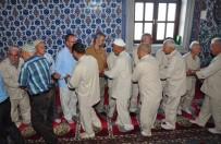 KEFEN - Manavgatlı Hacı Adayları, Dualarla Uğurlandı