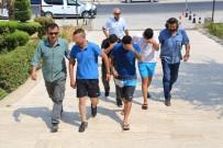 Milas'ta Yankesiciler Tutuklandı