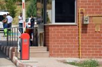 MUSTAFA ÇIFTÇI - Nöbette kaza kurşunu: 1 polis şehit, 1 polis yaralı