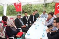 DARBE GİRİŞİMİ - Ömer Halisdemir'in Babasından Eren'in Ailesine Taziye Ziyareti