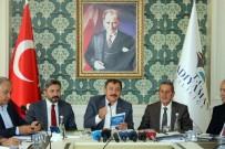 ADNAN BOYNUKARA - Orman Ve Su İşleri Bakanı Veysel Eroğlu Açıklaması