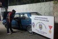 HIRSIZLIK BÜRO AMİRLİĞİ - Otomobil Hırsızları Polisten Kaçamadı