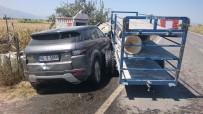 KOLDERE - Otomobil İle Traktör Çarpıştı Açıklaması 1 Yaralı