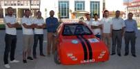 SÜRAT TEKNESİ - Bitlis Eren Üniversitesi Bölgenin İlk Elektrikli Arabasını Üretti