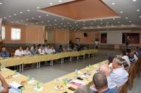 KADİR ALBAYRAK - Şarköy'de Muhtarlar Toplantısı Düzenlendi