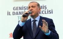 İL DANIŞMA MECLİSİ - 'Sen Kimsin Ki Türkiye'nin Cumhurbaşkanına Konuşuyorsun? '