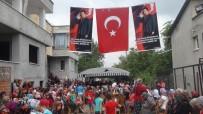 Terör Saldırında Ölen İşçi Osmaniye'de Defnedildi