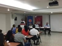 SINIR ÖTESİ - TİKA'dan Kolombiya'da Venezuelalı Kadınlara Destek