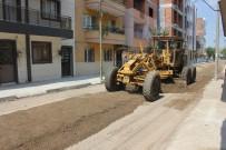 AHMET KABAKLı - Turgutlu'da Altyapısı Tamamlanan Sokaklar Yenileniyor