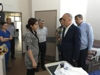 İŞ KAZASI - TÜRK-İŞ Genel Başkanı Atalay, Traktör Kazasında Yaralanan İşçileri Ziyaret Etti