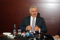 Ulaştırma Bakanı Arslan Açıklaması 'Bu Ülke Dünyadaki Mazlumlar Ve Mağdurlar İçin De Büyümek Zorunda'