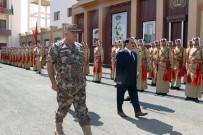 ULUSLARARASI - Ürdün Genelkurmay Başkanı, Irak Savunma Bakanını Kabul Etti